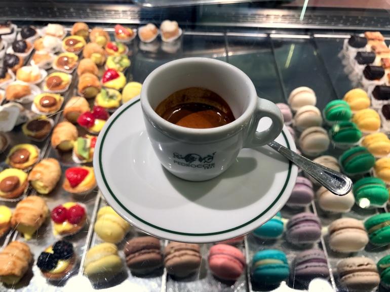 Bex Walton - caffè pedrocchi